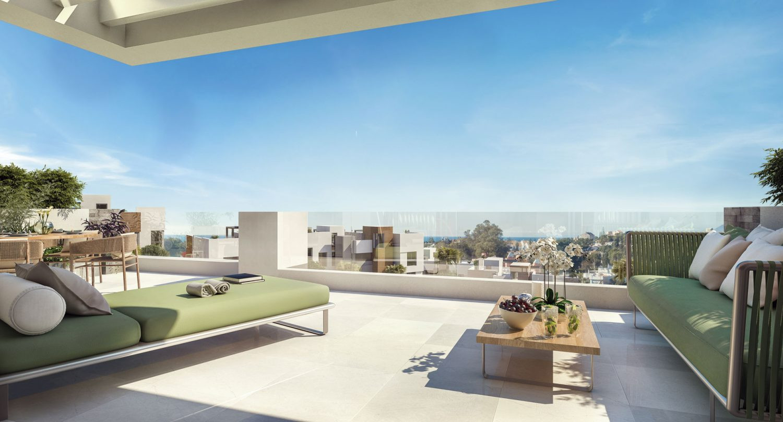 Design appartementen en penthouses in Cabopino te koop. PL132