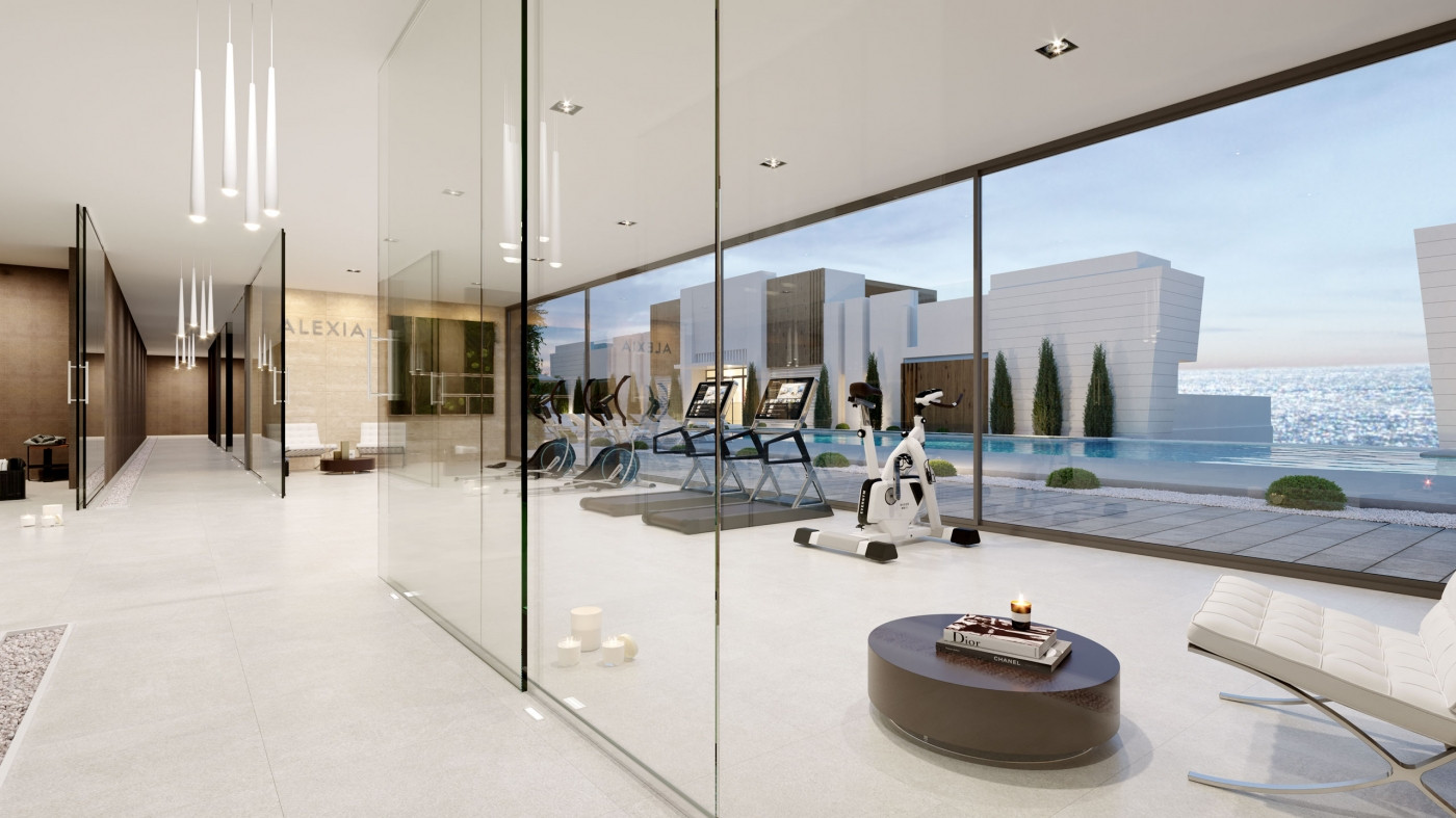Appartementen en penthouses met fantastisch zeezicht en alles op loopafstand in Estepona.PL141