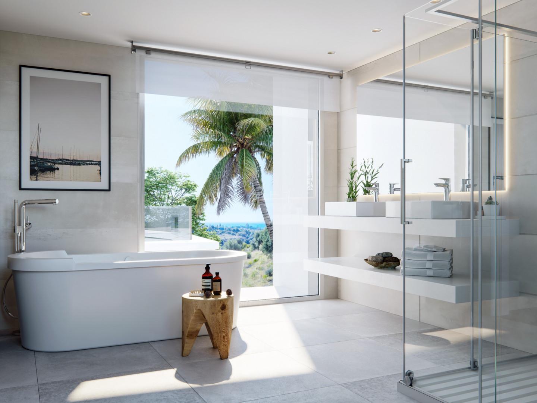 Buitengewoon wonen in een uniek luxe resort ten oosten van Marbella.PL150