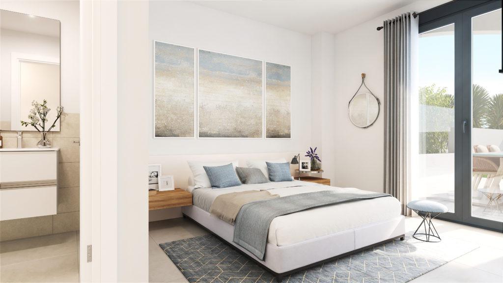 Appartementen direct aan het strand op een perfecte plek in Torremolinos.  Uitverkocht!PL154