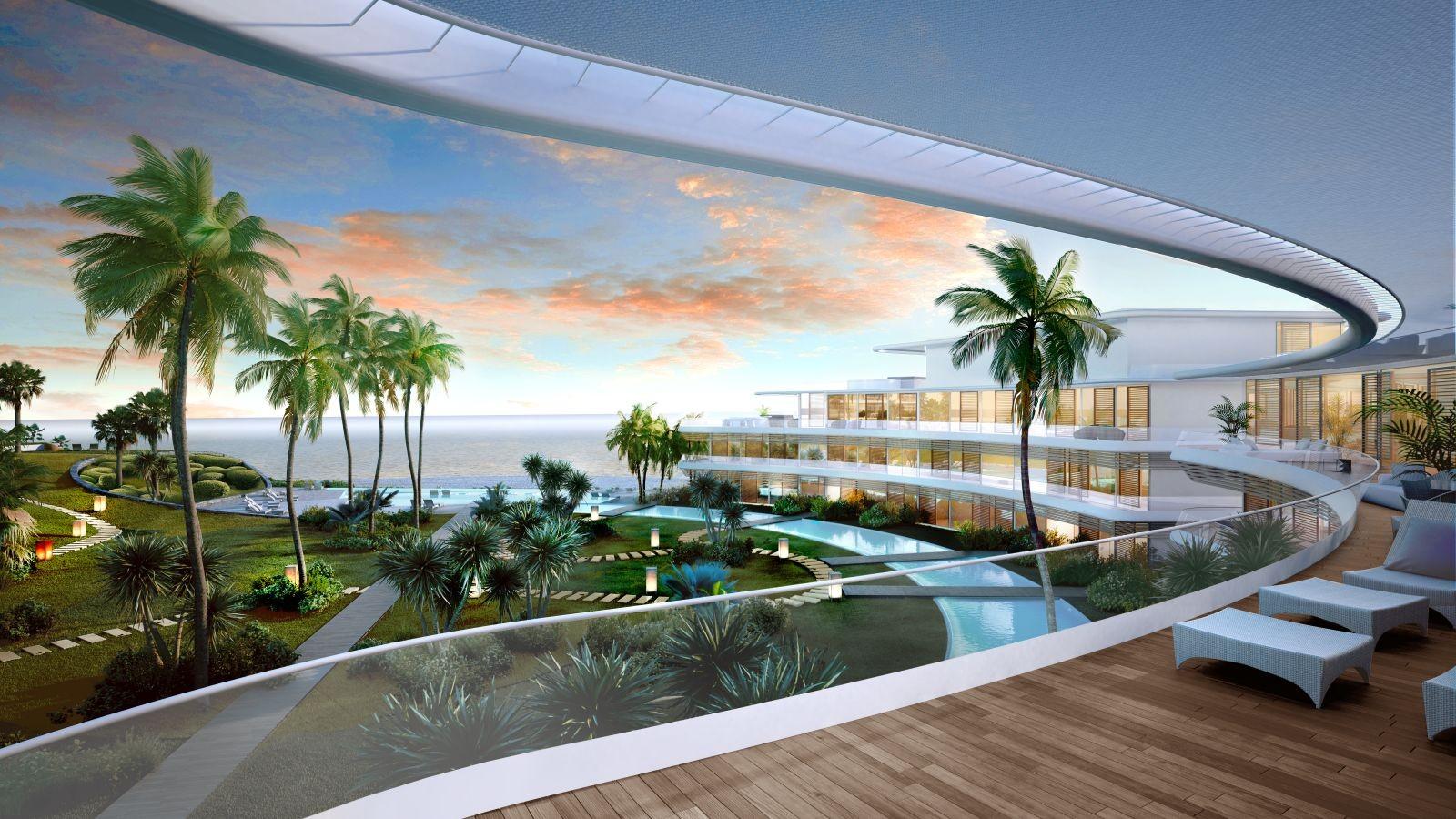 Fantastic new construction for sale in Estepona PL.34