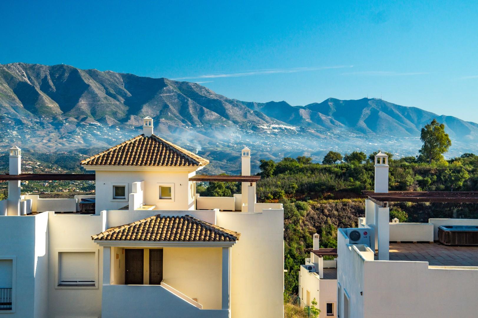 Prachtige appartementen in bestaande nieuwbouw in La Mairena  PL.35