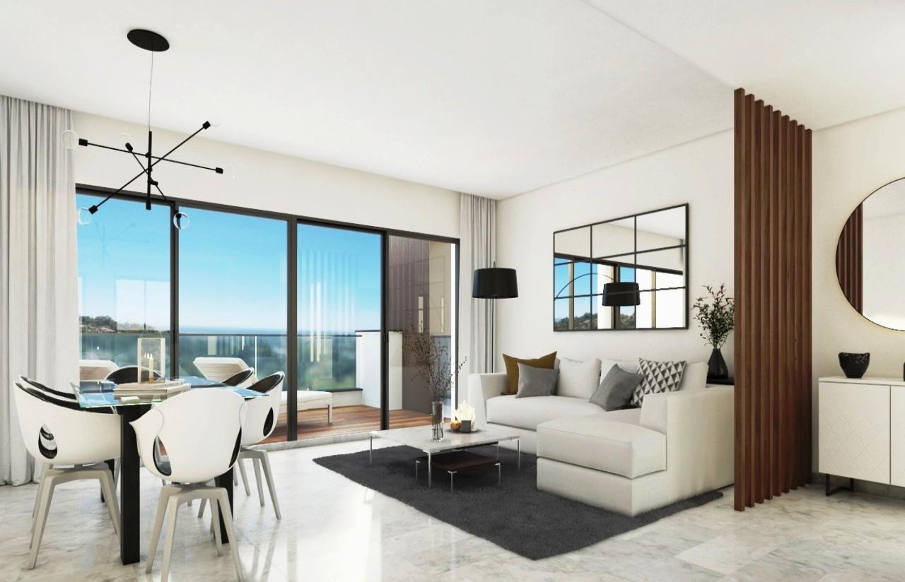 Nieuwe appartementen op een unieke locatie in Nueva Andalucia. PL58