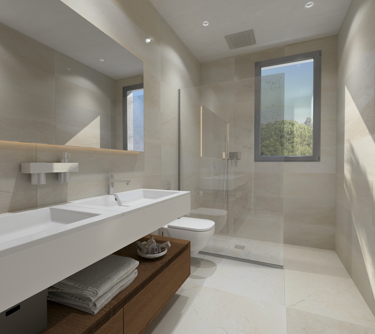 Nieuwbouw project met slechts 34 stijlvolle en sfeervol gelegen villa's in La Cala de Mijas.PL48