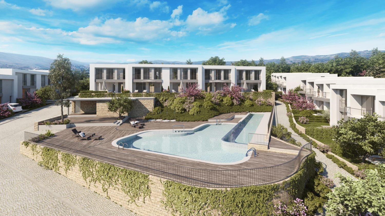 Magnifieke townhouses deels 1e lijn golf gelegen in nota bene La Cala Golf.PL80