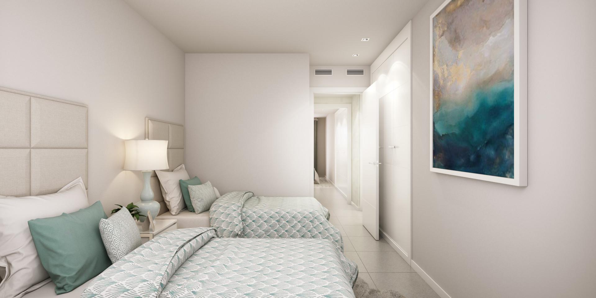 MEEST RECENTE INTRODUCTIE. Nieuwbouw appartementen in La Cala de Mijas.PL74